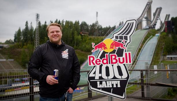 Red Bull luottaa Granon laatuun tiukassakin tilanteessa