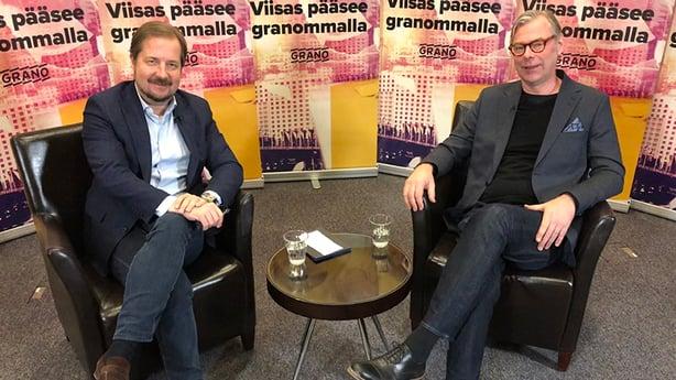 Grano-TV, jakso 12: 60 miljoonan euron rahoitusjahdissa