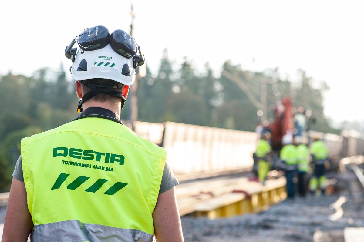 Arvokasta, digitaalista brändiaineistoaan Destia hallitsee Granon aineistonhallinnan avulla.