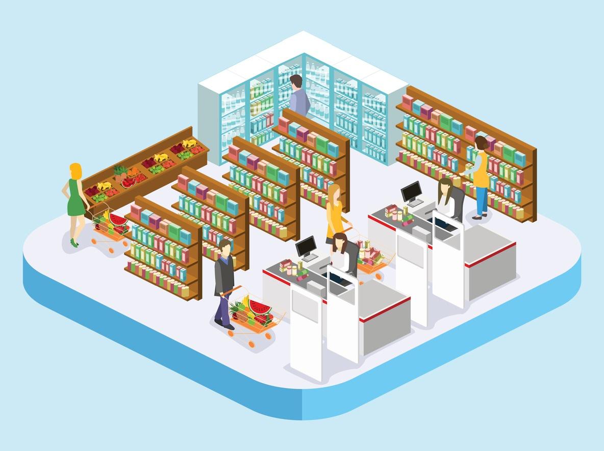 Myymälämiljöö ja Esillepano on myymälämarkkinoinnin kulmakiviä.