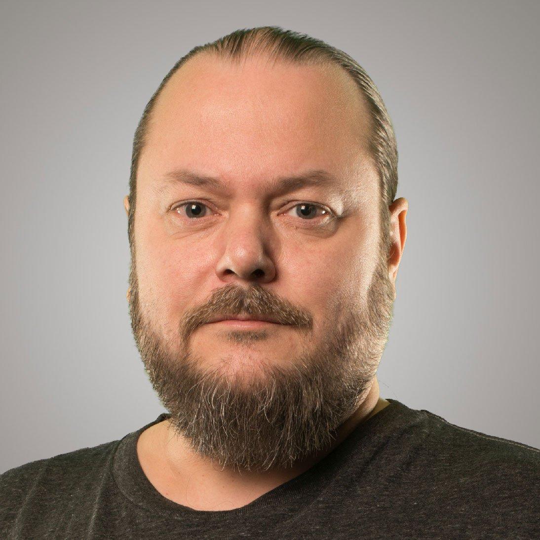 Granon aineistonhallinnan asiantuntija Petteri Paananen