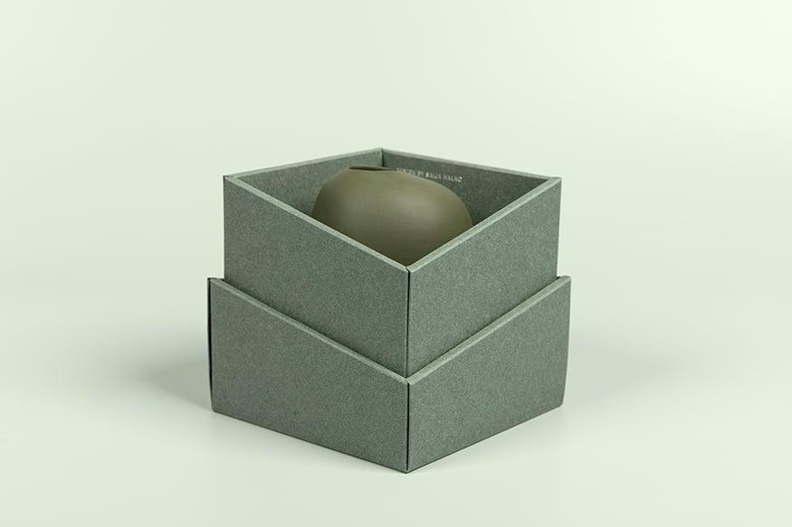 Granon Aalto EE:lle toteuttama liikelahjapakkaus