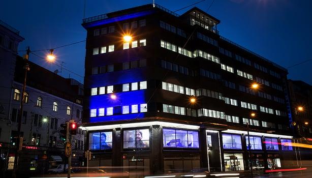 Grano mukana toteuttamassa modernia tilailmettä Nordea Henkivakuutuksen uuteen pääkonttoriin