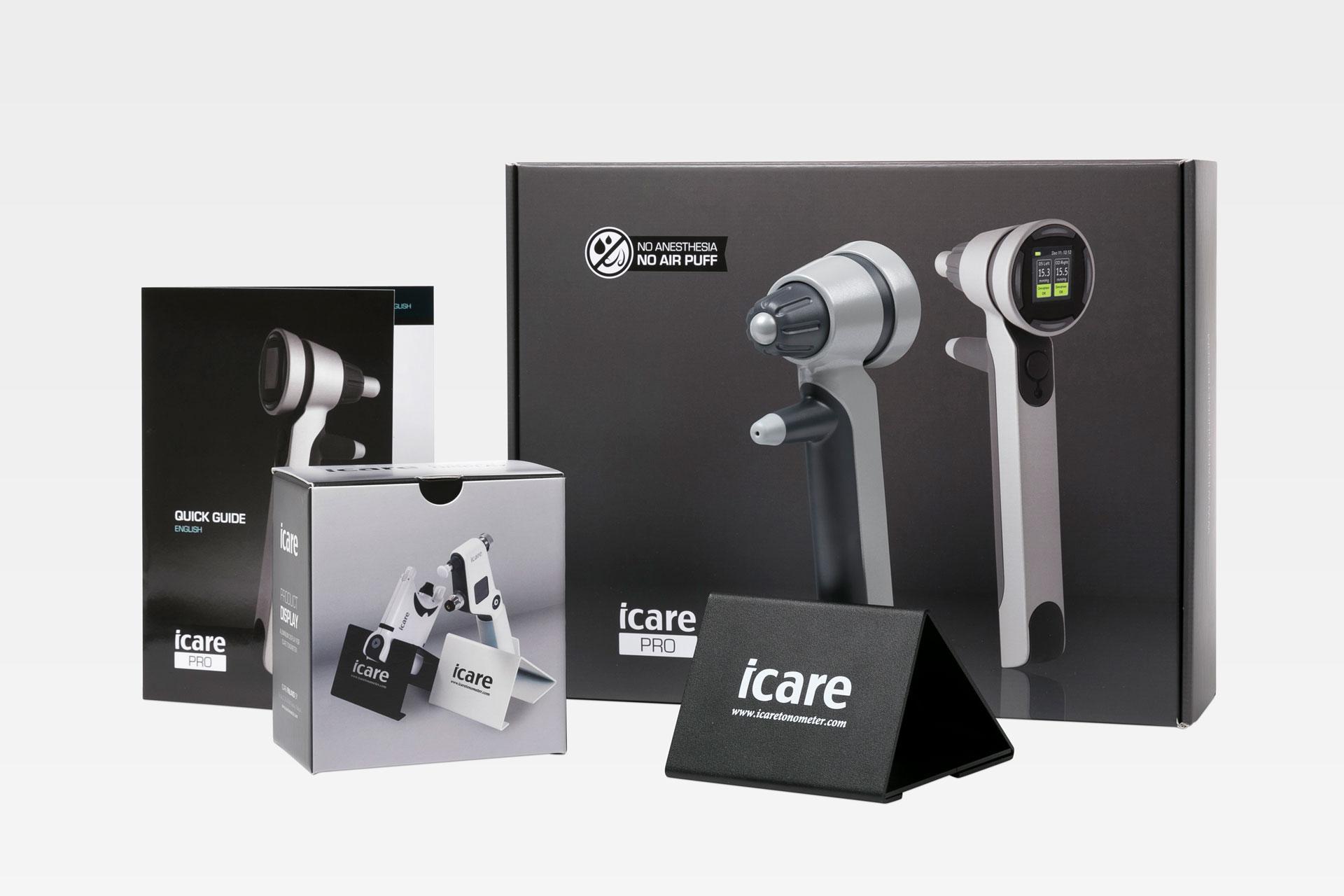 Toteutimme Icare Finlandin näyttävät myyntipakkaukset