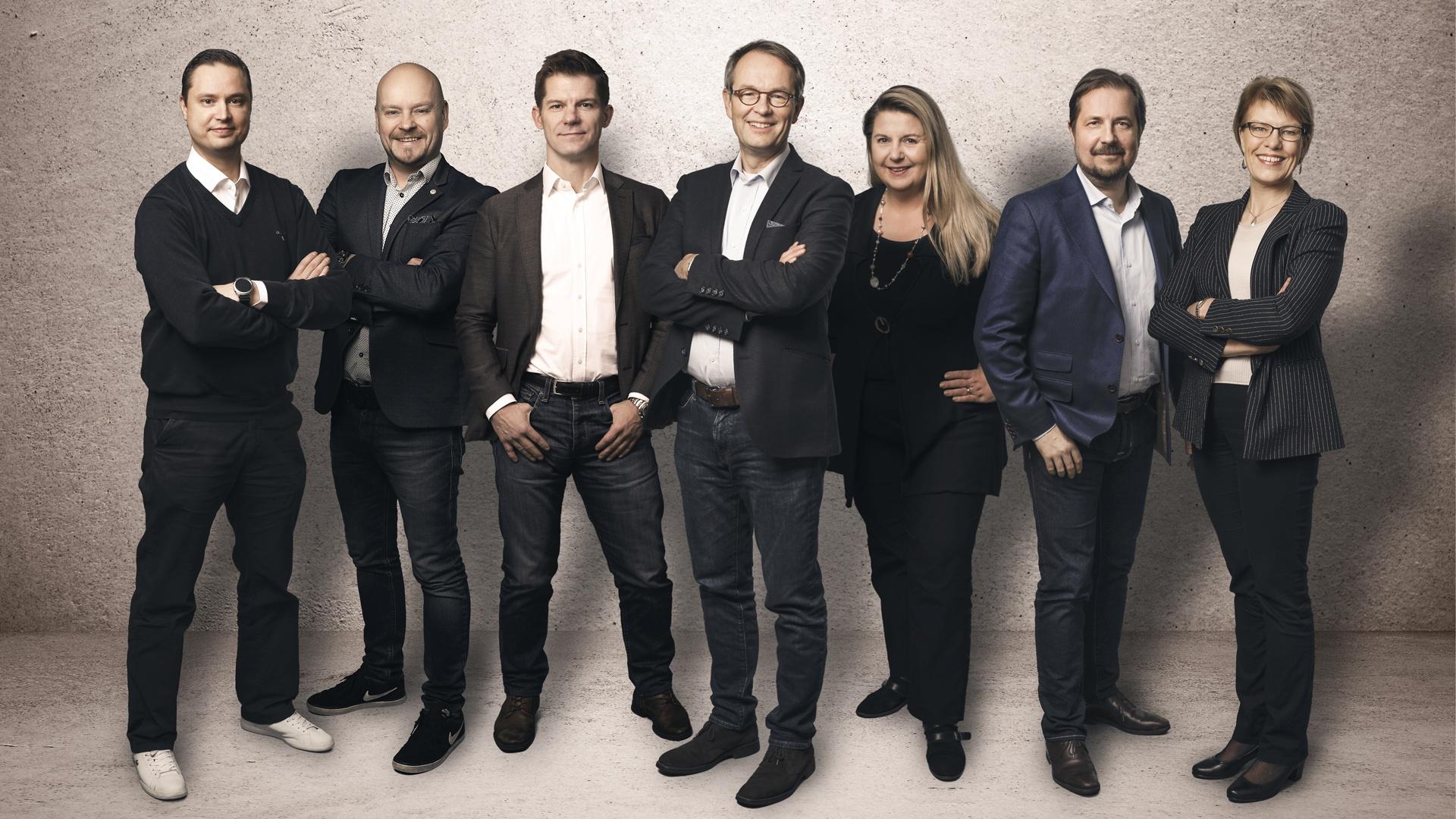 Grano Johtoryhmä