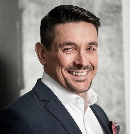Granon myynti- ja markkinointijohtaja Mikko Mäkynen