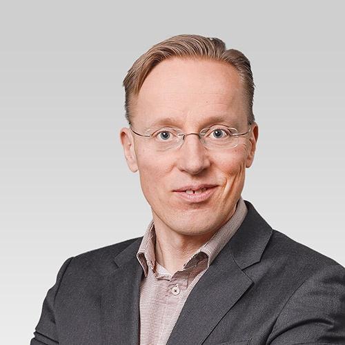 Granon avainasiakaspäällikkö Petri Leiste