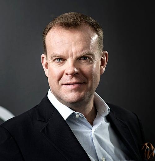 Rörelsechef Petteri Ormio