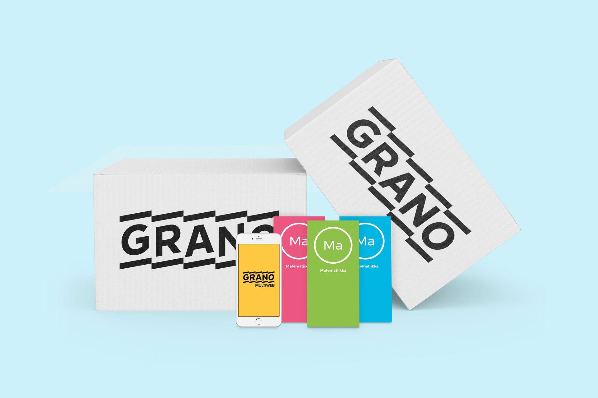 Kaikki markkinointiviestinnän palvelut Granosta