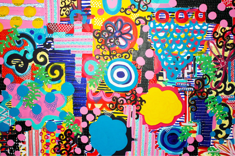 Grano Goes Art -taidenäyttelyssä annetaan tilaa granolaisten luovuudelle