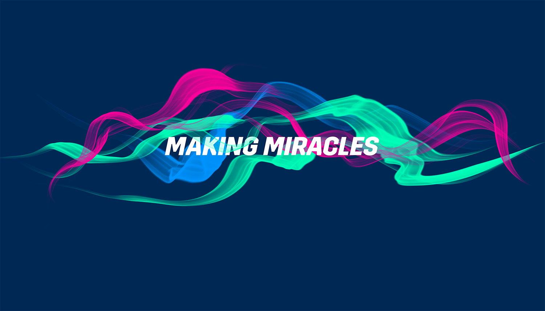 Jääkiekon MM-kisojen kattoteemana on Making Miracles.