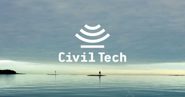 Case Civil Tech: Yritysilmeen ja verkkosivujen uudistus