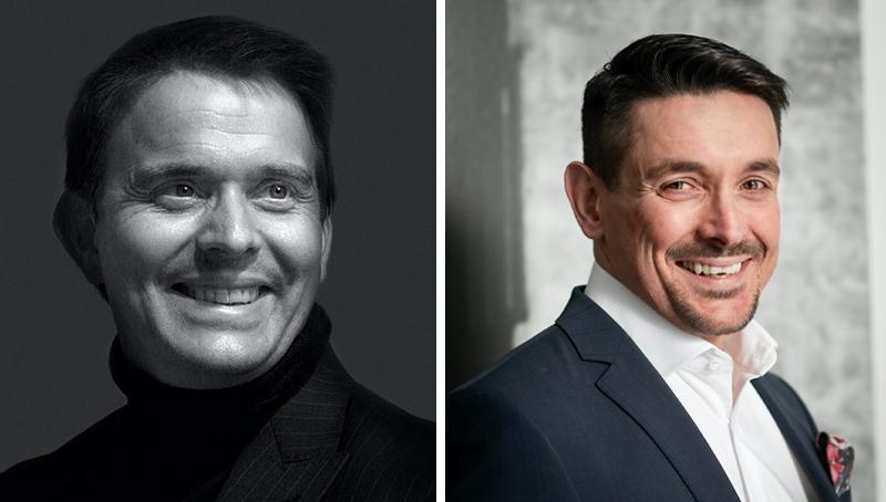 Toni Keskinen ja Mikko Mäkynen