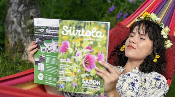 Siirtolapuutarha-lehti valittiin parhaaksi ammatti- ja järjestölehdeksi Suomessa 2020