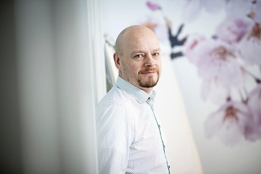 Granon blogikirjoitus liiketoiminnan muutoksesta