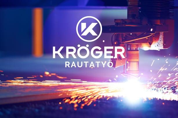 Rautatyö Kröger: Yritysilmeen uudistus