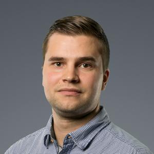 Mikael Haanpää Asiantuntija Mainosteippaukset Grano