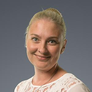 Nina Salonen Asiantuntija Kohderyhmät ja asiakasrekisterit Grano