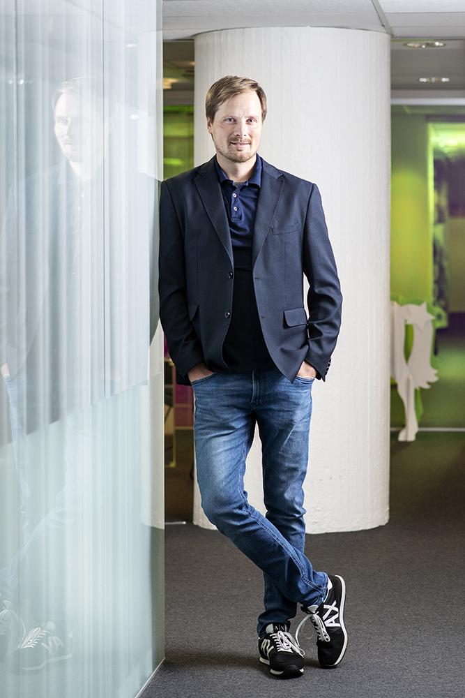 Granon uusi toimitusjohtaja Pekka Mettälä